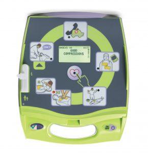 Défibrillateur AED Plus