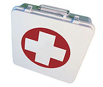 CNESST Standards first Aid kit